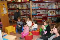 bibliotheek Maaseik jeugdafdeling