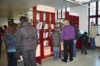 bibliotheek Maaseik zelfbedieningsbalies